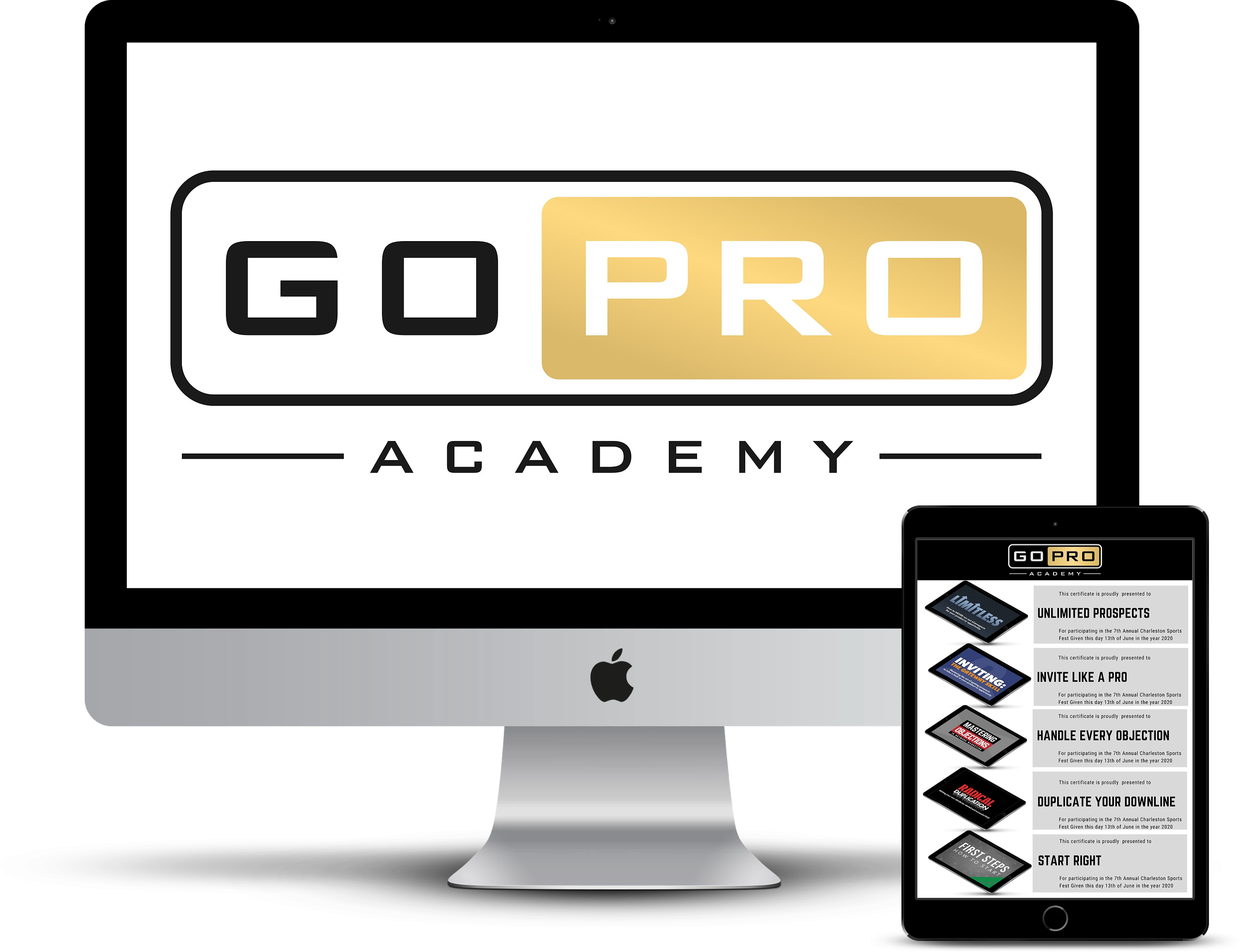 Go Pro Academy | Network Marketing Training | Eric Worre